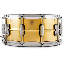 Open Box Ludwig Super Brass Snare Drum