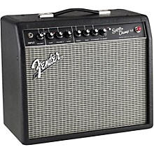 Open Box Fender Super-Champ X2 15W 1x10 Tube Guitar Combo Amp