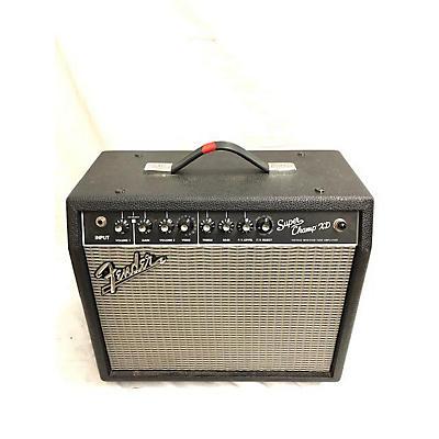 Fender Super Champ XD 15W 1x8 Guitar Combo Amp