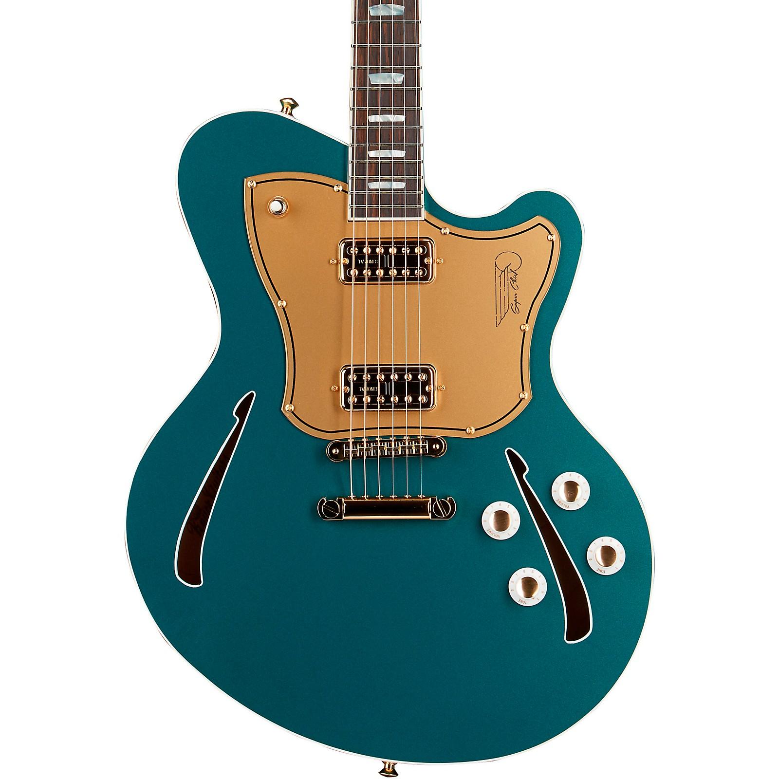 Kauer Guitars Super Chief Powertron Semi-Hollow Electric Guitar