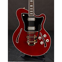 Kauer Guitars Super Chief Semi-Hollow Electric Guitar with Bigsby