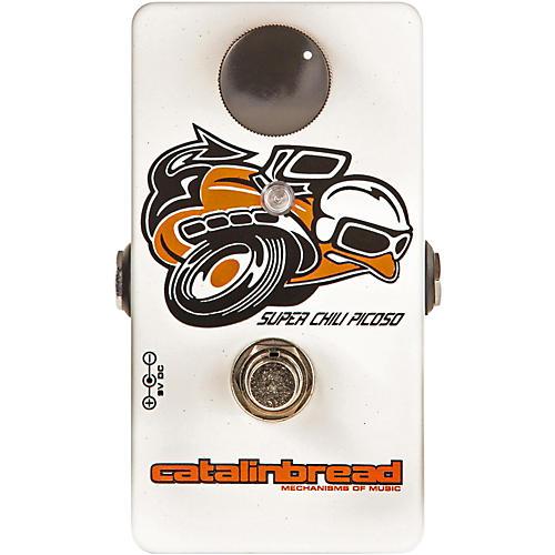 Catalinbread Super Chili Picoso (Clean Boost) Guitar Effects Pedal