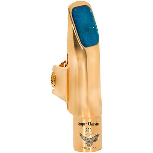 Sugal Super Classic I 360 TAM 18 KT HGE Alto Saxophone Mouthpiece 8