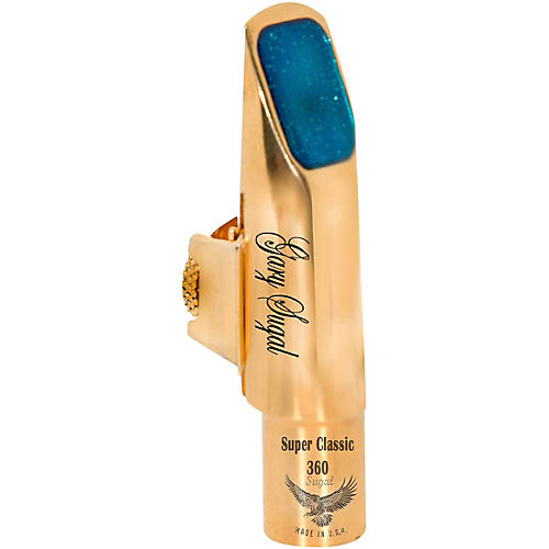 Sugal Super Classic II 360 TAM Alto Saxophone Mouthpiece