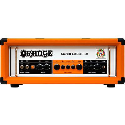 Orange Amplifiers Super Crush 100W Guitar Amp Head