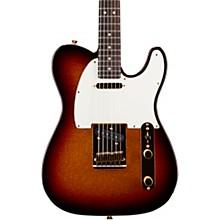 Super Custom Deluxe Telecaster Electric Guitar 3-Color Sunburst Sparkle