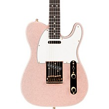 Super Custom Deluxe Telecaster Electric Guitar Shell Pink Sparkle