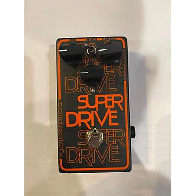 SolidGoldFX Super Drive Effect Pedal