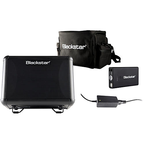 Blackstar Super Fly Street Pack Condition 1 - Mint Black