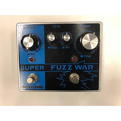 Death By Audio Super Fuzz War Effect Pedal