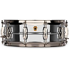 Open Box Ludwig Super Ludwig Chrome Brass Snare Drum with Nickel hardware