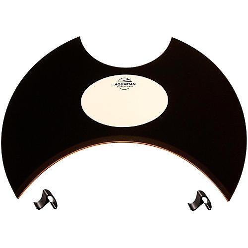 Aquarian Super-Pad Low Volume Bass Drumsurface