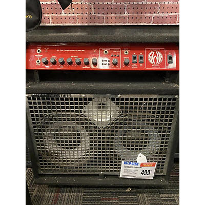 SWR Super Redhead Tube Bass Combo Amp