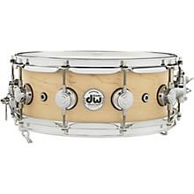 Open BoxDW Super Solid Maple Super-Sonic Snare Drum