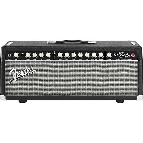 fender super sonic 100 100w tube guitar amp head musician 39 s friend. Black Bedroom Furniture Sets. Home Design Ideas