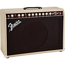 Super-Sonic 22 22W 1x12 Tube Guitar Combo Amp Blonde
