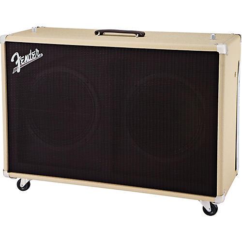 Fender Super-Sonic 60 60W 2x12 Guitar Speaker Cabinet Blonde Straight