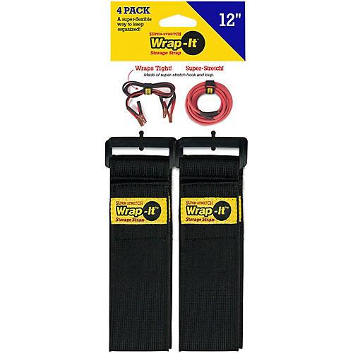 Wrap-It Storage Straps Super Stretch 12