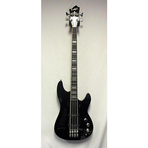 Hagstrom Super Swede Bass Electric Bass Guitar Black