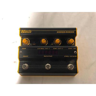 Markbass Super Synth Bass Bass Effect Pedal