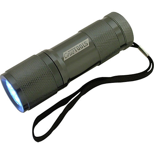 CruzTOOLS Superbright 9-LED Flashlight