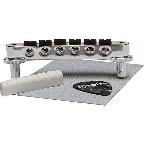 Graph Tech Supercharger Kit for Guitars with 4mm Post Tune-O-Matic Bridges
