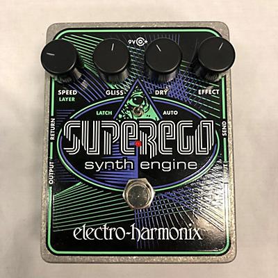 Electro-Harmonix Superego Synth Effect Pedal