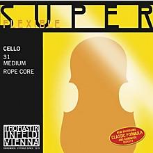 Superflexible 4/4 Size Cello Strings 4/4 D String