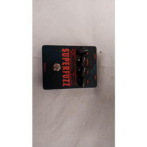 Superfuzz Effect Pedal