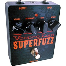Open Box Voodoo Lab Superfuzz Pedal