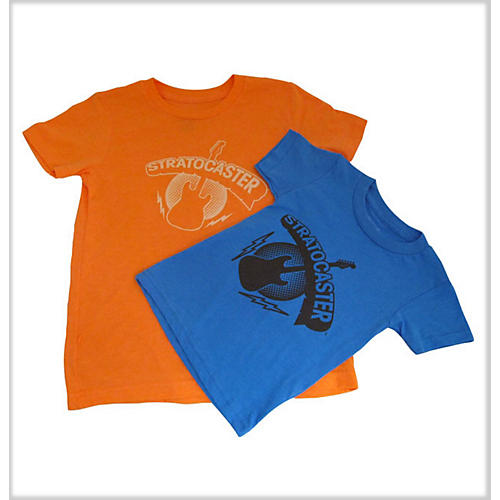 Fender Superhero Kids T-Shirt