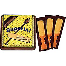 Superial Baritone Saxophone Reeds Strength 3