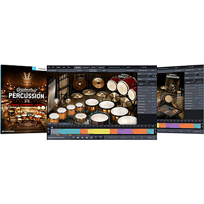Toontrack Superior Drummer 3.0 Orchestral Edition
