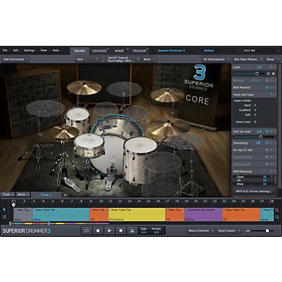 Toontrack Superior Drummer 3.0 VSSD