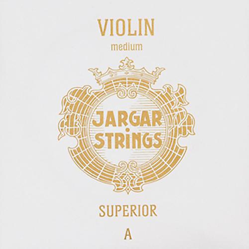 Jargar Superior Series Synthetic Core Violin A String 4/4 Size, Medium