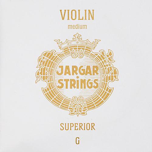Jargar Superior Series Synthetic Core Violin G String 4/4 Size, Medium