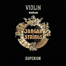 Jargar Superior Series Synthetic Violin String Set