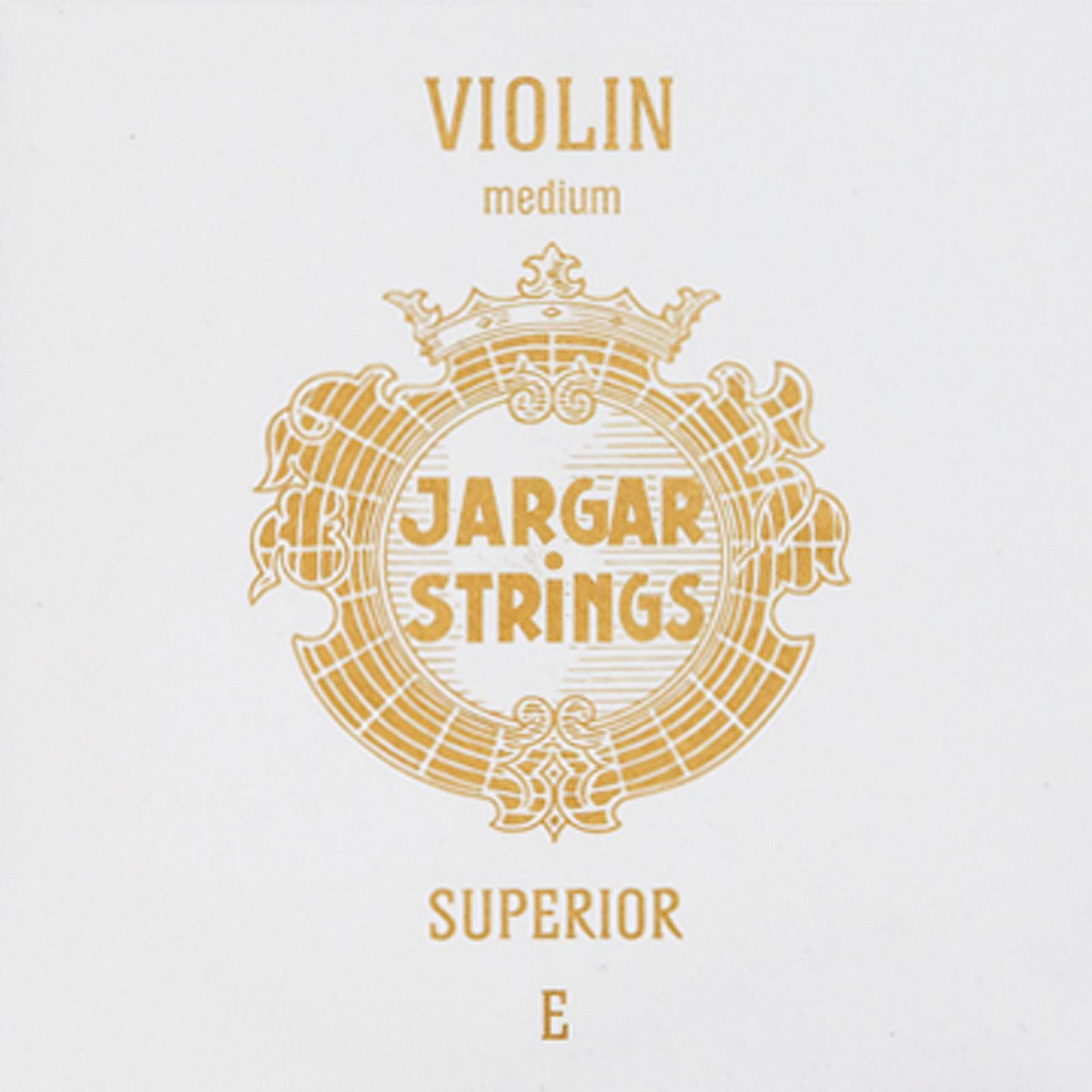 Jargar Superior Series Tin Plated Violin E String