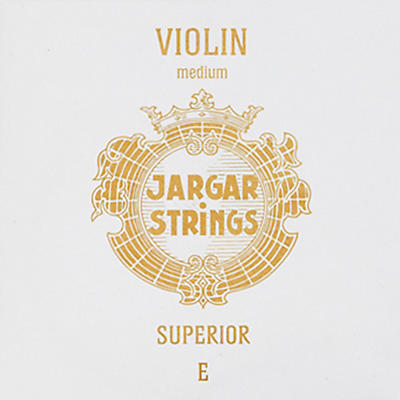 Jargar Superior Series Tin Plated Violin E String