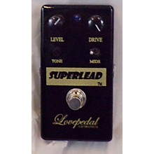 Lovepedal Superlead Distortion Effect Pedal