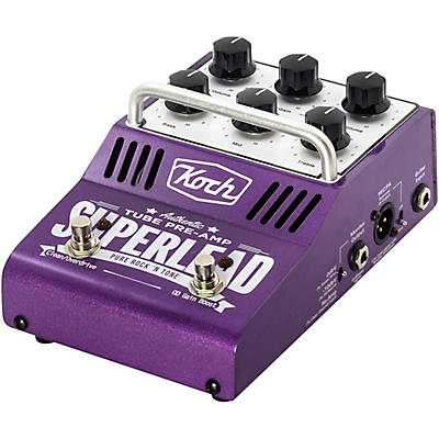 Koch Superlead Tube Guitar Preamp