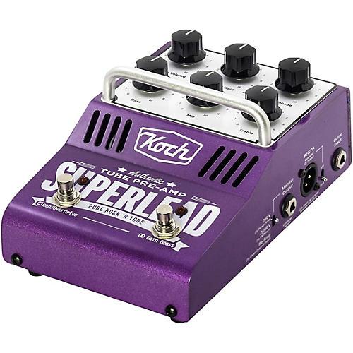Koch Superlead Tube Guitar Preamp Purple