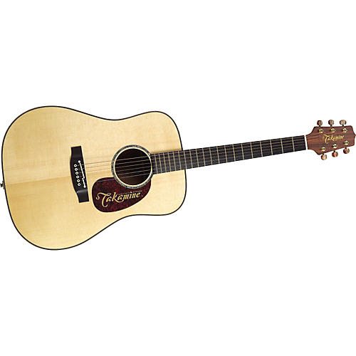 Takamine Supernatural TAN16KOA Dreadnaught Acoustic-Electric Guitar
