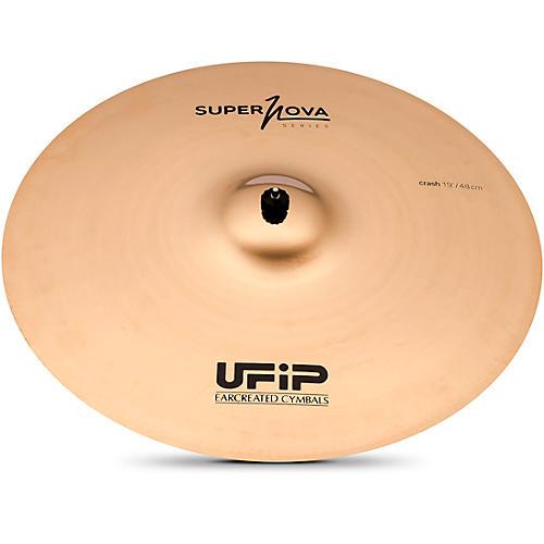 UFIP Supernova Series Crash Cymbal 19 in.