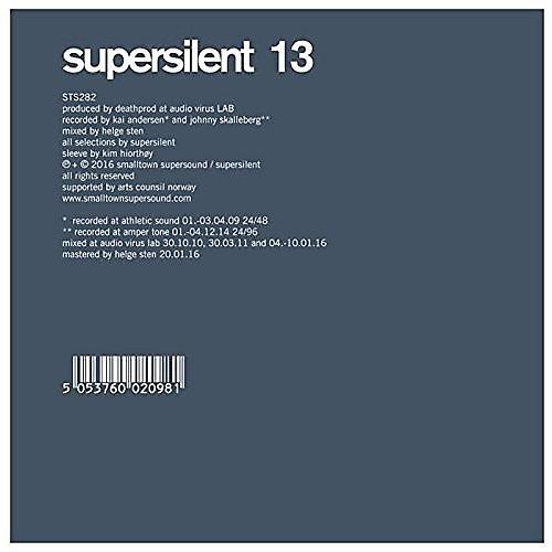 Alliance Supersilent - 13