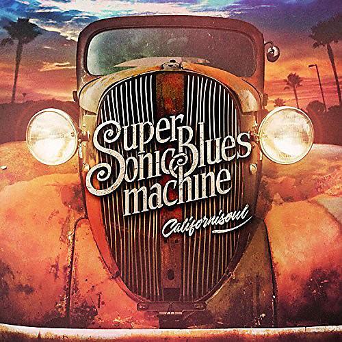 Alliance Supersonic Blues Machine - Californisoul