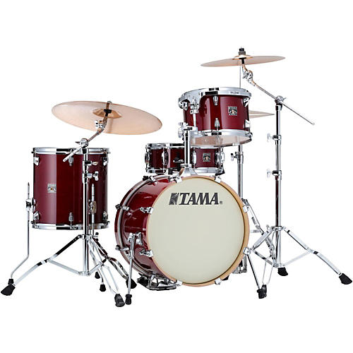TAMA Superstar Classic 4-Piece Jazz Shell Pack