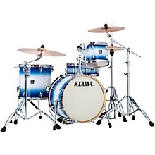Superstar Classic 4-Piece Jazz Shell Pack Jet Blue Burst