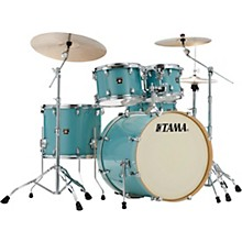 Superstar Classic 5-Piece Shell Pack Light Emerald Blue Green
