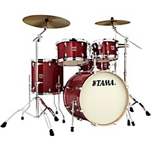 Superstar Classic 5-Piece Shell Pack with 20 in. Bass Drum Classic Cherry Wine